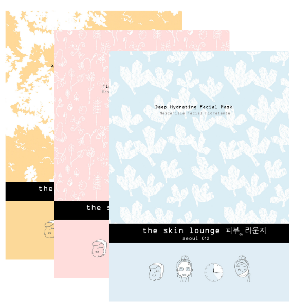 The Skin Lounge Mask Pack