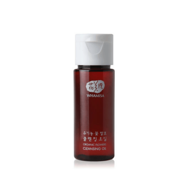 Whamisa Mini Organic Flowers Cleansing Oil