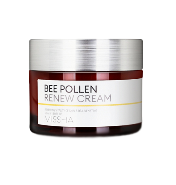 Missha Bee Pollen Renew Cream